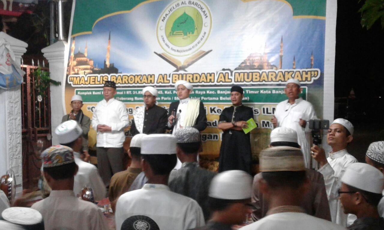Tahun Baru Islam 1439 H, Kapolresta Banjarmasin Hadiri Doa Bersama