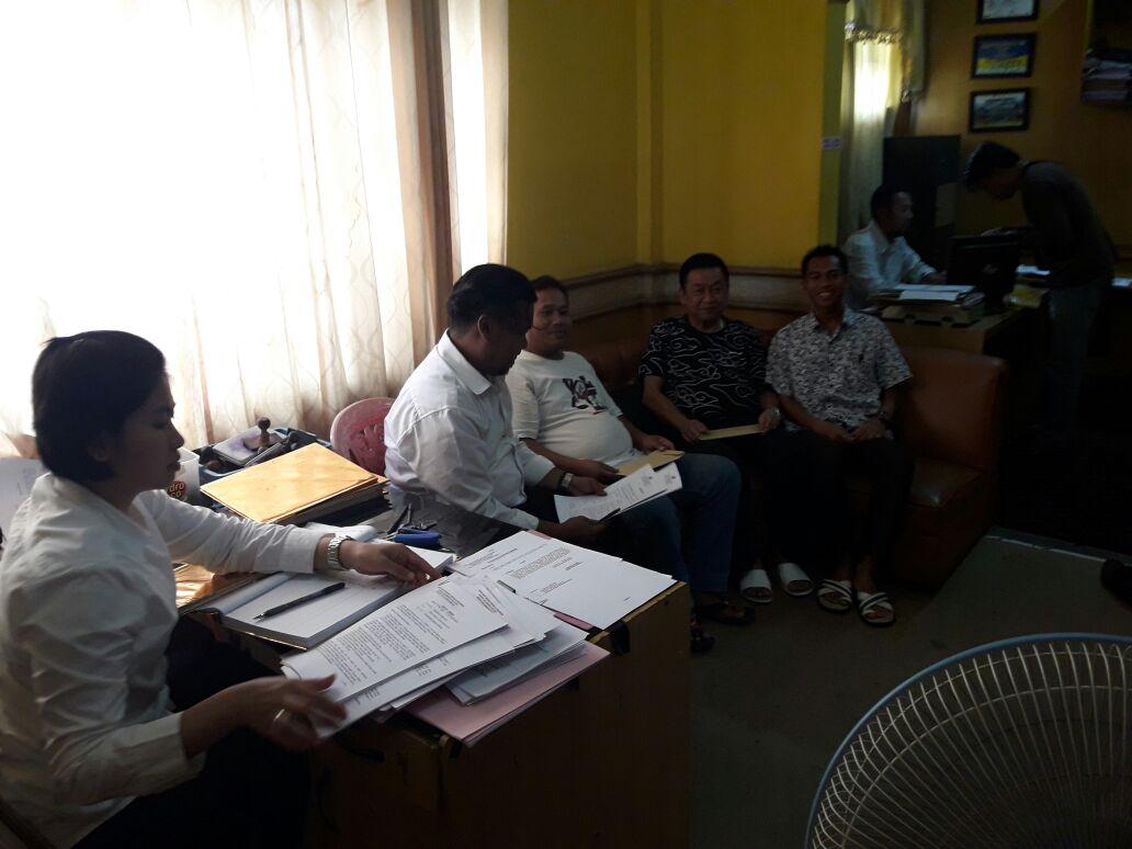 Polresta Banjarmasin : Satuan Intelkam Berikan Pelayanan Ijin Keramaian Kepada Pengurus Group Barongsai
