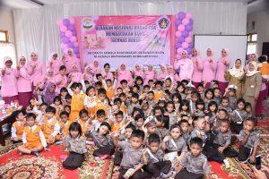 YKB Kalimantan Selatan Bersama YKB Banjarmasin Tingkatkan Minat Baca Anak melalui Gernas Baku