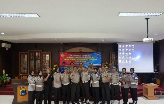 Bid Propam Polda Kalsel Lakukan Pengawasan Dan Pemeriksaan Administrasi Program Quick Wins 2018