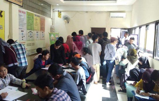 Pelayanan Penerbitan SKCK di Mapolresta Banjarmasin Meningkat