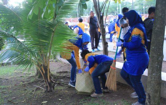 Pesan Ketua Bhayangkari Cabang Banjarmasin : Mari Kita Lestarikan Lingkungan Kita Menjadi Bersih, Asri dan Sehat