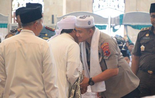 Waka Polresta Banjarmasin Hadiri Kegiatan Peringatan Maulid Nabi Muhammad SAW