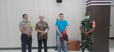Fatwa MUI Prov Kalsel : Inilah Sinergitas Bhabinkamtibmas dan Babinsa Kelurahan Melayu