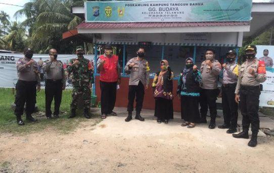 Polresta Banjarmasin Siapkan Dua kampung Tangguh Ikuti Lomba Tingkat Polda Kalsel