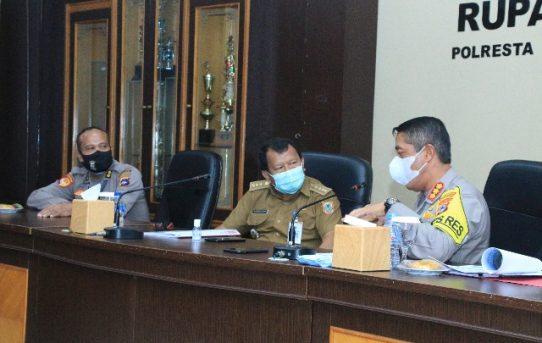 Kunjungi Polresta Banjarmasin, Tim Kemenpan RB RI Cek Ruang Pelayanan Publik