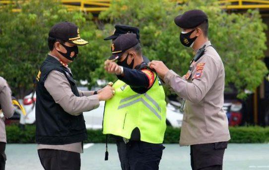 Kapolda Kalsel Kukuhkan Pengurus Pokdarkamtibmas Bhayangkara Kalsel 2020
