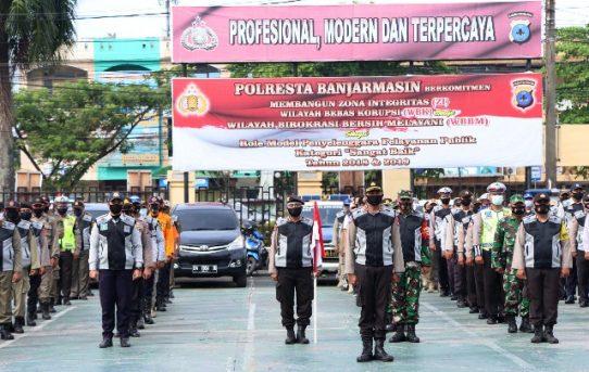 Tim Satgas Covid-19 Kota Banjarmasin, Targetkan Oktober Sudah Zona Hijau