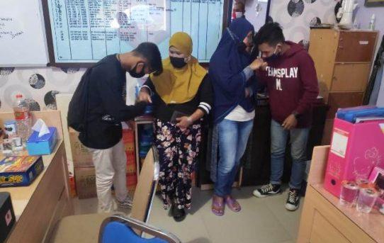 Diamankan Polda Kalsel, 7 Pemuda Mabuk Penyusup Aksi Demo Omnibus Law Diberikan Konseling
