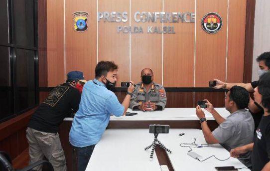 Polda Kalsel Panggil Mahasiswa Peserta Aksi Unras Penolakan UU Omnibus Law Jilid II