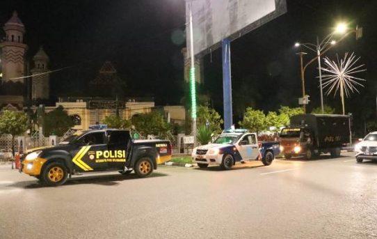 Cegah Gangguan Kamtibmas, Polresta Banjarmasin Gelar Patroli Cipta Kondisi