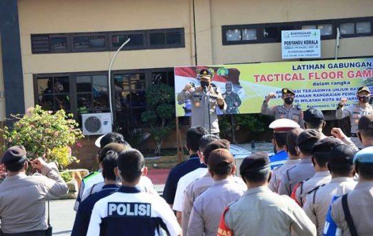 Unjuk Rasa Susulan, Kapolresta Banjarmasin Imbau Tertib