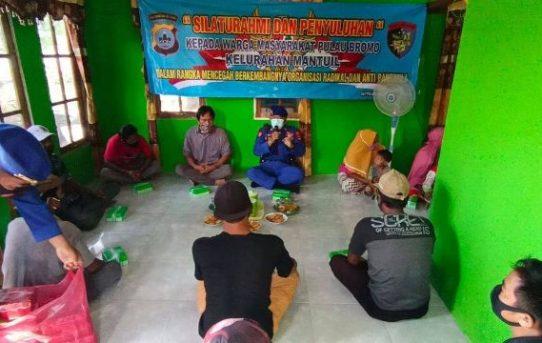 Tangkal Paham Radikal, Satuan Polair Polresta Banjarmasin Gelar Penyuluhan