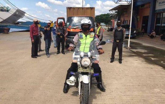 Polresta Banjarmasin Pastikan Amankan Logistik dan Rangkaian Pilkada