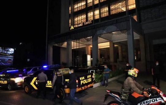 Polresta Banjarmasin Ingatkan THM Dan Cafe Soal Penerapan PPKM