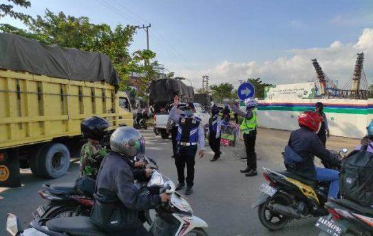 Jembatan Alalak I Di Buka,  Berikut Penjelasan Kasat Lantas Polresta Banjarmasin