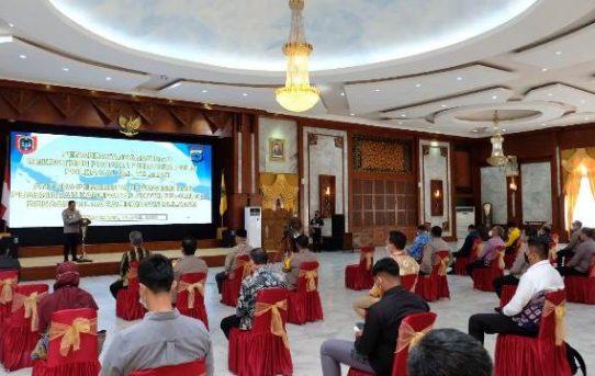 Polda Kalsel Jadi Wilayah Pertama Diluar Papua yang Teken MoU Rekrutmen Proaktif Bintara Polri TA.2021