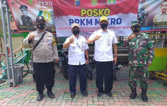 Polresta Banjarmasin Siagakan Personel, Jelang PSU