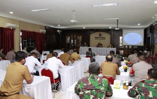 Jaga Kondusifitas Kota, Polresta Banjarmasin Gelar Rakor Lintas Sektoral