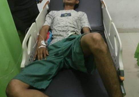 Di Rumah Sakit, Tim Gabungan Amankan Pelaku Pembacokan Bripka Heryy Vidiyanto
