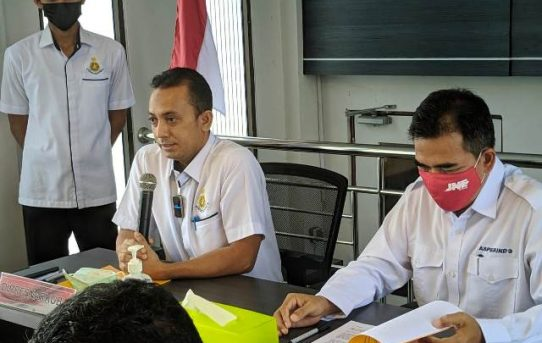 Dit Resnarkoba Polda Kalsel Kejar Pemasok 719,52 Gram Sabu di Hari Lebaran