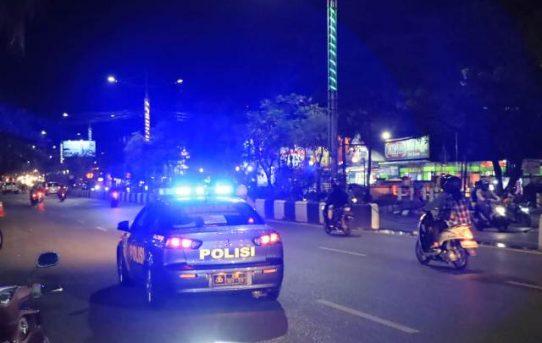 Jelang PSU Pilgub Kalsel, Polresta Banjarmasin Gencarkan Patroli Cipkon