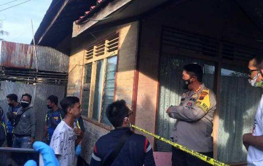 Polresta Banjarmasin Lakukan Penyelidikan Kasus Pembunuhan Di Belitung Darat Dan Diduga Pelaku Berhasil Amankan