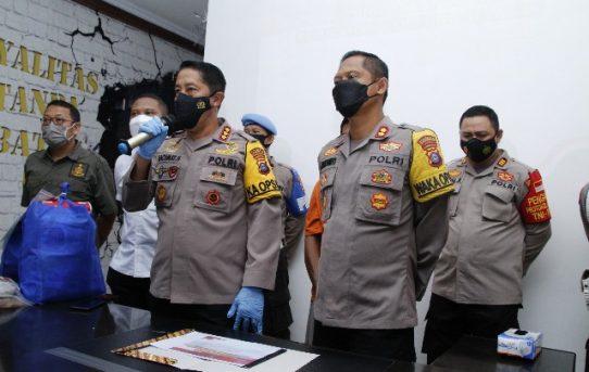 Kasus Pembunuhan di Belitung Darat, Kapolresta Banjarmasin Ungkap Motif HP Habisi Korban