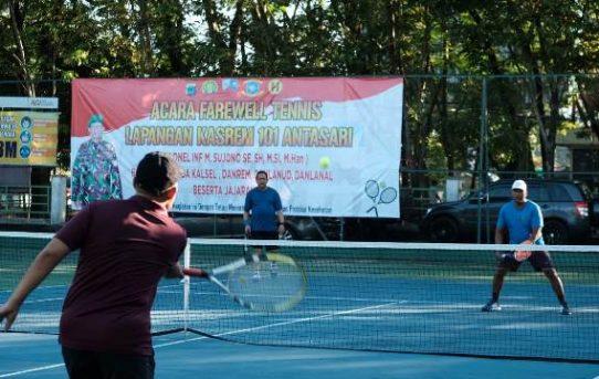 Dua Pilar Negara Main Tenis