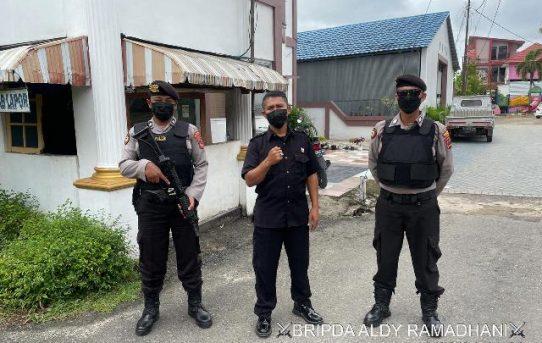 Preventif, Ton Tangkal Sat Sabhara Polresta Banjarmasin Rutin Gelar Patroli