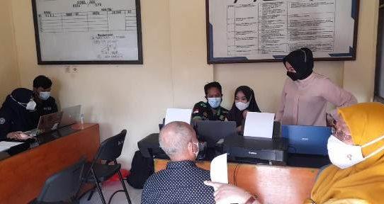 Vaksinasi Covid-19 Di Banjarmasin Sasar Pedagang Pasar Tradisional