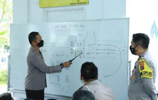 Jelang Aksi Mahasiswa Kalsel, Wakapolresta Banjarmasin Imbau Jaga Ketertiban