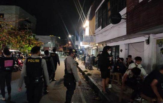 Edukasi Prokes, Polresta Banjarmasin Dan Polsek Jajaran Masifkan Operasi Yustisi