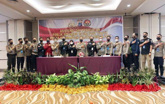 Penguatan SDM Polri, Bid Humas Polda Kalsel Gelar Asistensi dan Penguatan Public Speaking