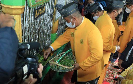 Hari Jadi Kota Banjarmasin Ke-495 dan Ziarah Makam Sultan Suriansyah