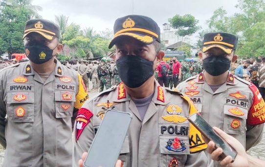 Kunjungan Presiden Jokowi, Polresta Banjarmasin Libatkan Personel Pengamanan